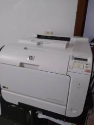 Impressora Laser Jet Pro 400 Color m451dw
