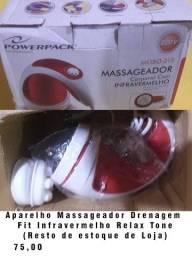 Massageador corporal infravermelho