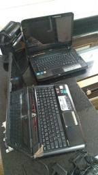 notebooks , RAM e HD para peças