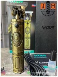 Máquina de acabamento Profissional VGR Metal ORIGINAL novo lacrado na caixa