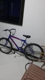 Bike azul Aro 26