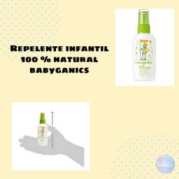 Repelente 100% natural para bebês 59ml