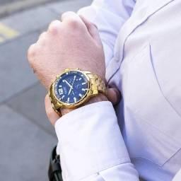 Relógio MEGIR Original NOVO, Aceitamos Cartões de Crédito