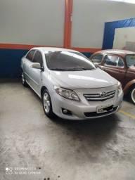 Corolla Xei 1.8 2010 - Prata