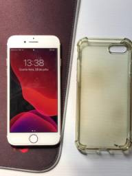 iPhone 32 gigas rose completo