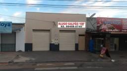 Galpão 108 m², Avenida V-03 entre Rio Verde e Anel Viário