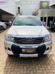 Toyota Hilux SRV Flex 4x4 Automatica