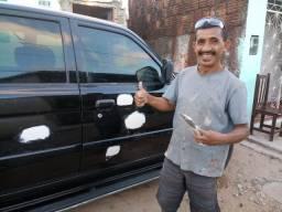 Pintura automotiva e outras.