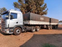 Scania 124 420 cv