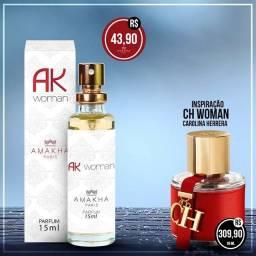 Perfumes de bolso amakha Paris - várias fragrâncias