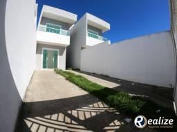 Excelente Casa Duplex Lançamento com 02 Quartos|| Residencial Vitoria || Santa Monica