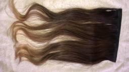 Vendo cabelo humano morena iluminada
