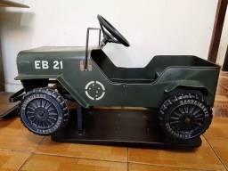 Jeep Pedalcar Bandeirantes Anos 80