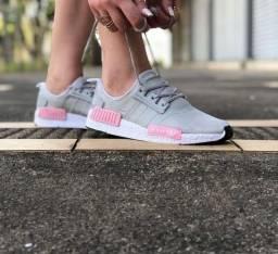 Calçados várias marcas Nike Adidas Mizuno vans