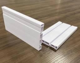 Rodapé de PVC - Branco 10cm