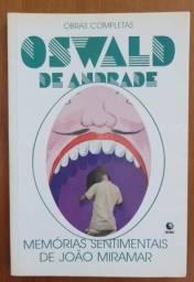 Memórias sentimentais de João Miramar - Oswald de Andrade