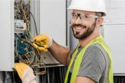 Eletricista - Contratação imediata