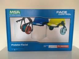 Máscara de Proteção Facial (Face Shield)