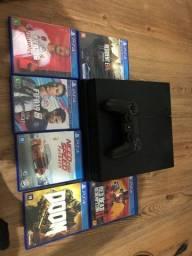 PlayStation 4 aceito troca