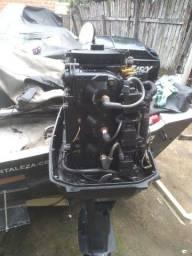 Motor popa