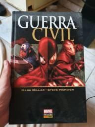 Marvel Guerra Civil deluxe panini