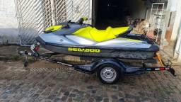 Seadoo GTI 170 4 hrs de uso c/ carreta