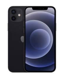 iPhone 12 preto 256gb na caixa com Nf e garantia