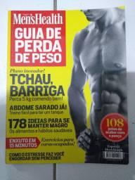 Livro Guia de Perda de Peso Men's Health