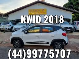Kwid intense 2018
