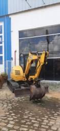 Mini escavadeira JCB 8055