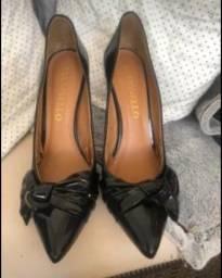 Sapato Salto alto luxo num 39