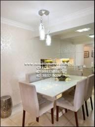 Magnífico Apartamento Para Venda, Jardim Goiás, 3 Quartos, 2 Suítes, Luxo!