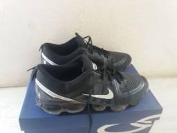 Tênis: Nike Vapormax Preto/Cinza