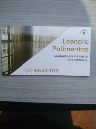 Leandro polimentos mármore e granitos