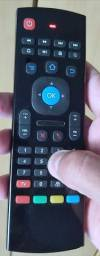 Controle Air Mouse - PC - Note - TV Android