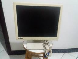 Monitor Cristal Liq 15 Polegadas Proview Uk 513