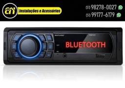 Rádio Multilaser (Instalado)