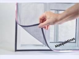 Mosquiteiro de imã magnético 100% a medida