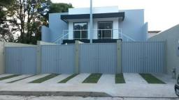 Casa Geminada em Betim bairro Bandeirinhas com dois Quartos e área Privativa