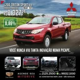 L200 Triton Sport GLX Diesel 2020 - 2019