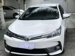 Vendo Corolla Xei 2.0 Autom Ano 17/18 - 2018
