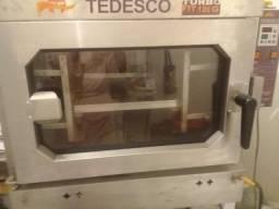 Forno turbo digital Tedesco Ftt gás 120