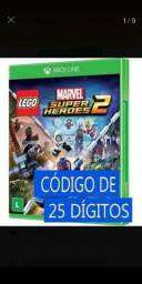 Lego Super Heroes 2 Xbox One 25 Digitos