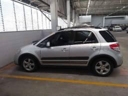 Vendo Suzuki SX4 2.0 2012 com GNV 5° geração - 2012