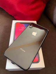 IPhone X 64gb - Garantia até agosto/20
