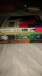Livros Usados, 5,00 reais cada