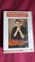DVD tocando fácil violão