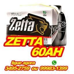 Zetta 60ah por apenas !!! $240
