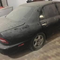 Mitsubishi com recibo sem motor - 1995