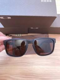 Óculos Oakley Holbrook Matte Brown polarizado